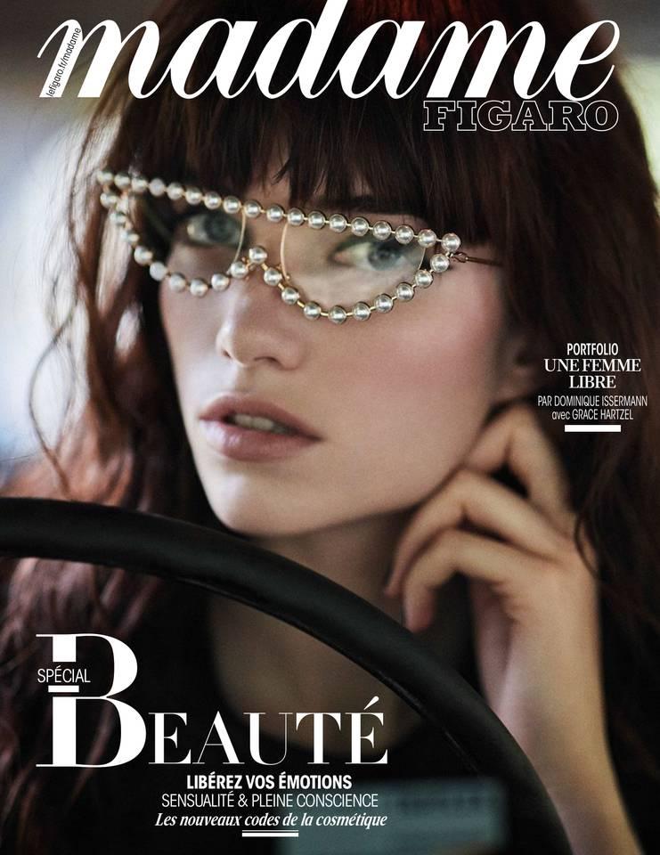 Madame Figaro du 26 octobre 2018 à télécharger sur iPad