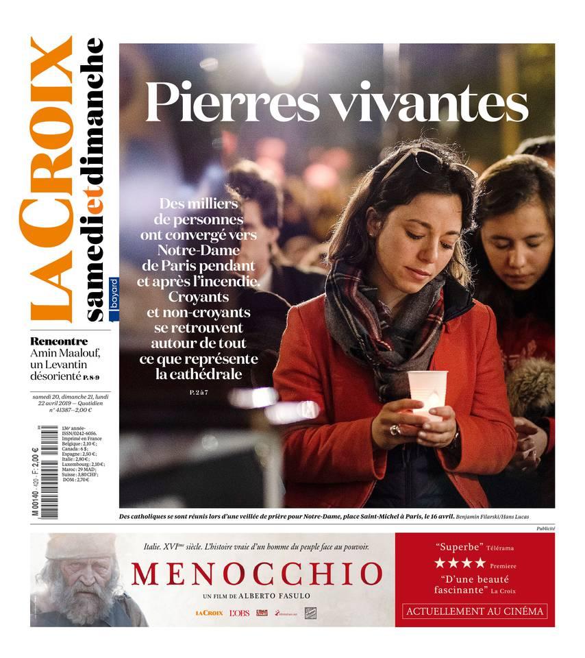 Abonnement à La Croix Pas Cher avec le BOUQUET INFO ePresse.fr