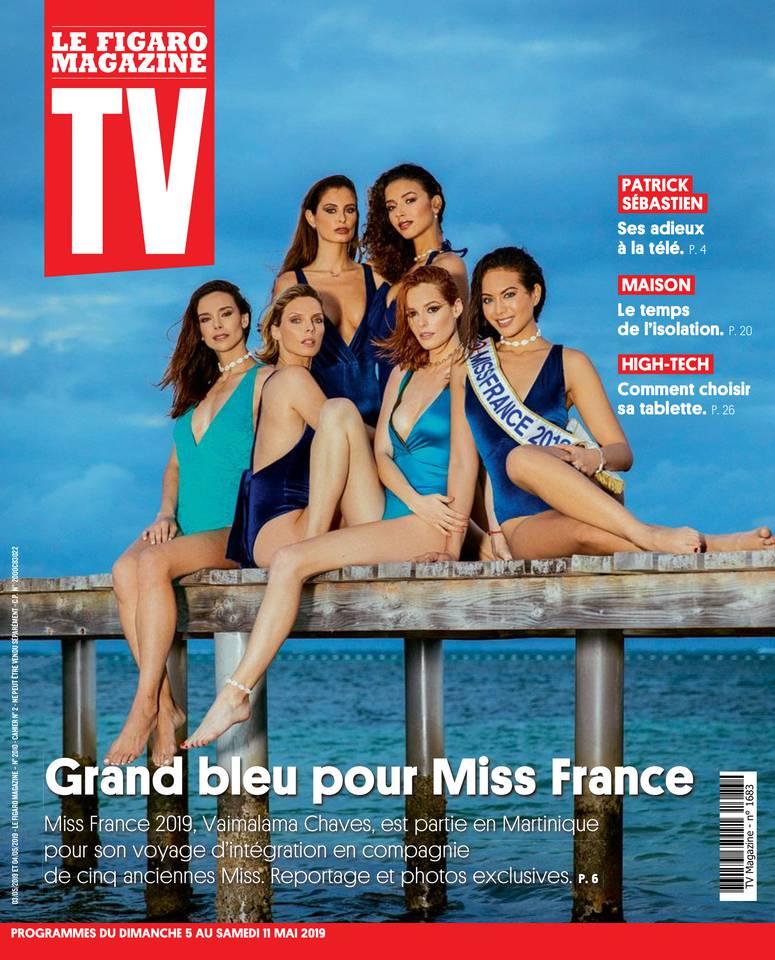 TV Magazine du 05 mai 2019 à télécharger sur iPad
