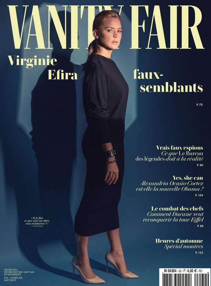Abonnement à Vanity Fair Pas Cher avec le BOUQUET ePresse.fr