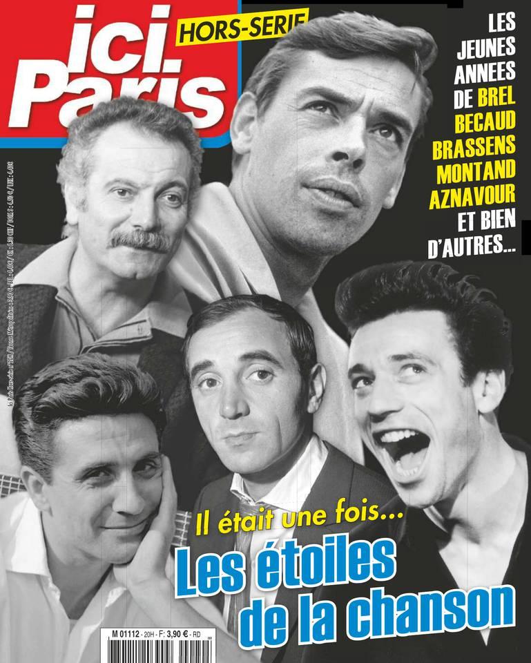 Ici Paris Hors-Série N°20 du 18 octobre 2017 à télécharger sur iPad