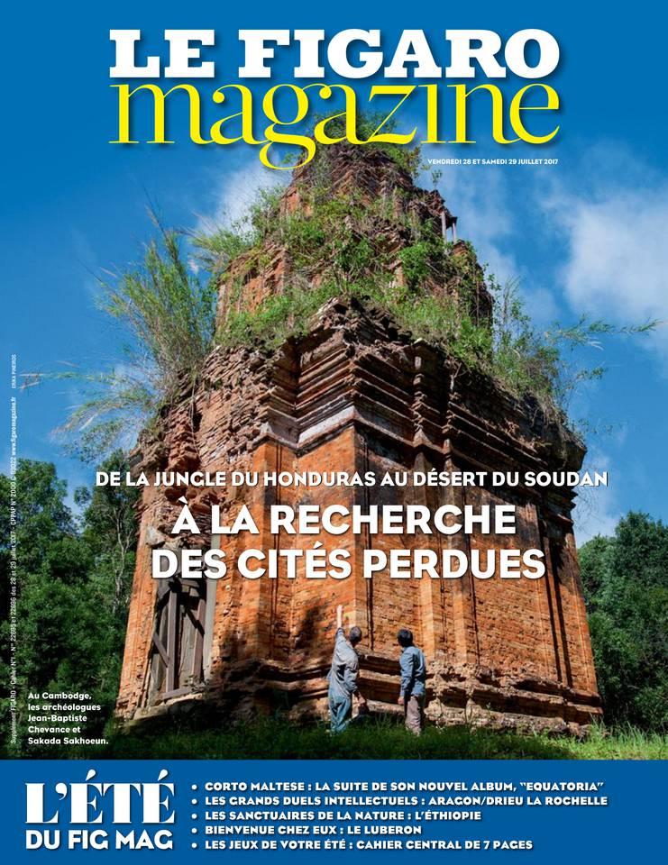 Le Figaro Magazine du 28 juillet 2017 à télécharger sur iPad