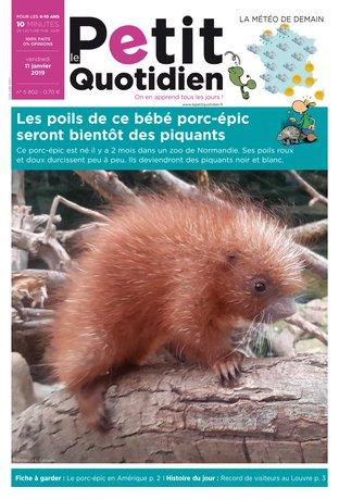 Le Petit Quotidien - 5802 |