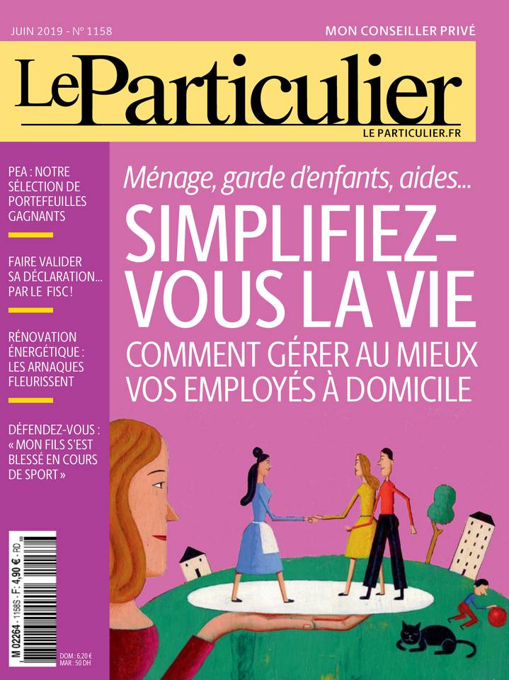 Abonnement Le Particulier Pas Cher avec le BOUQUET À LA CARTE ePresse.fr