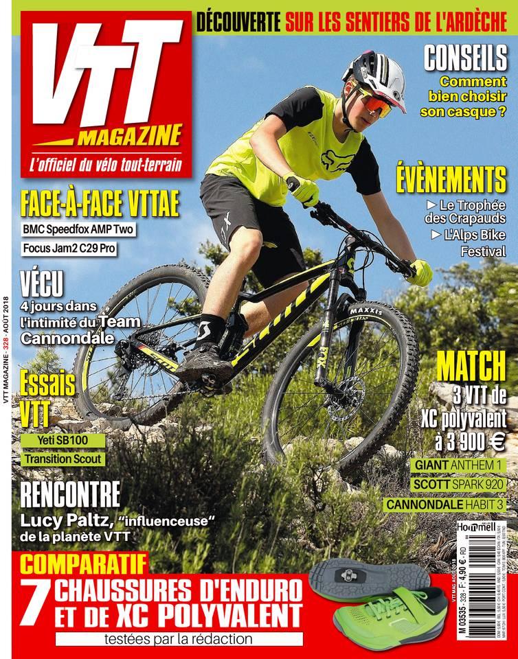 VTT Magazine du 03 juillet 2018