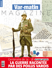 Var Matin Magazine - 02/08/2014