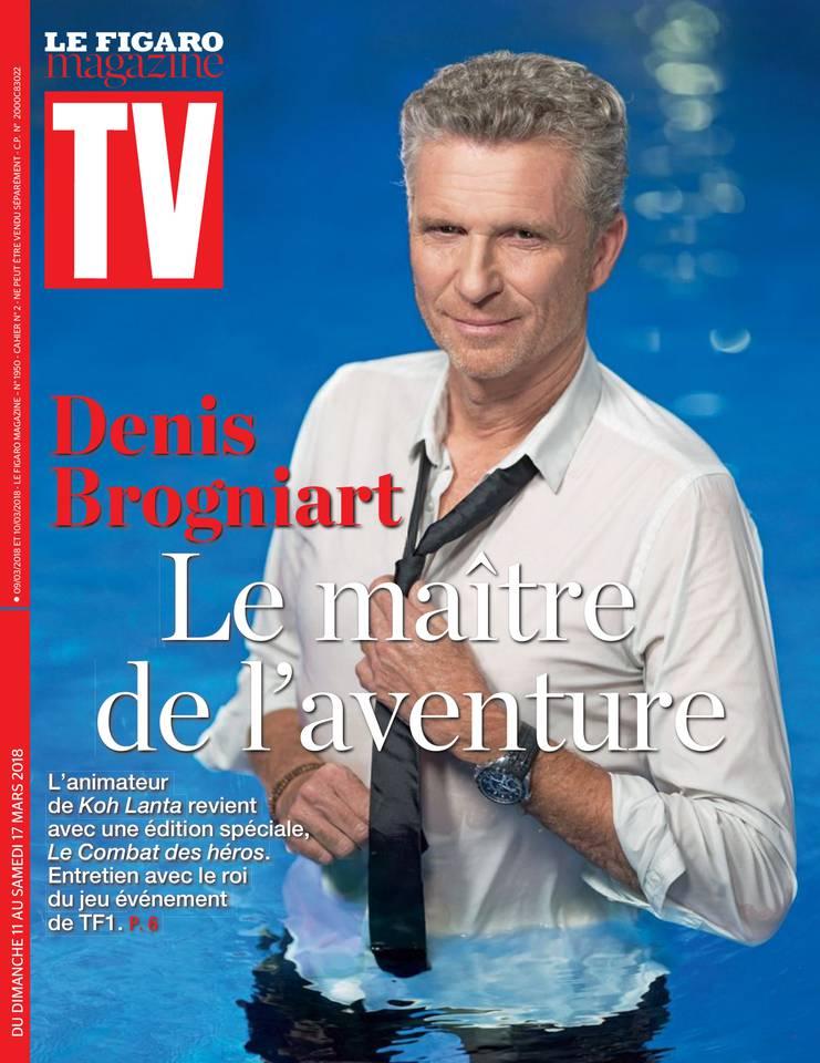 TV Magazine du 11 mars 2018 à télécharger sur iPad