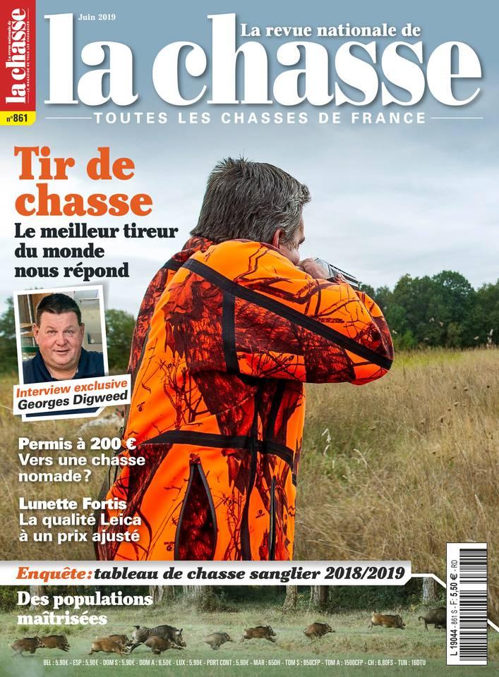 Abonnement La Revue Nationale de la Chasse avec ePresse.fr