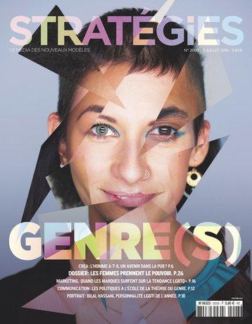 Stratégies - 2003 |