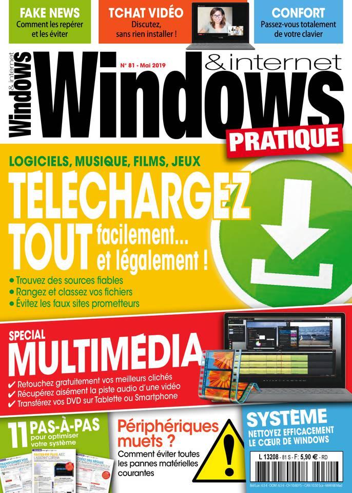 Abonnement Windows & Internet Pratique avec le BOUQUET ePresse.fr