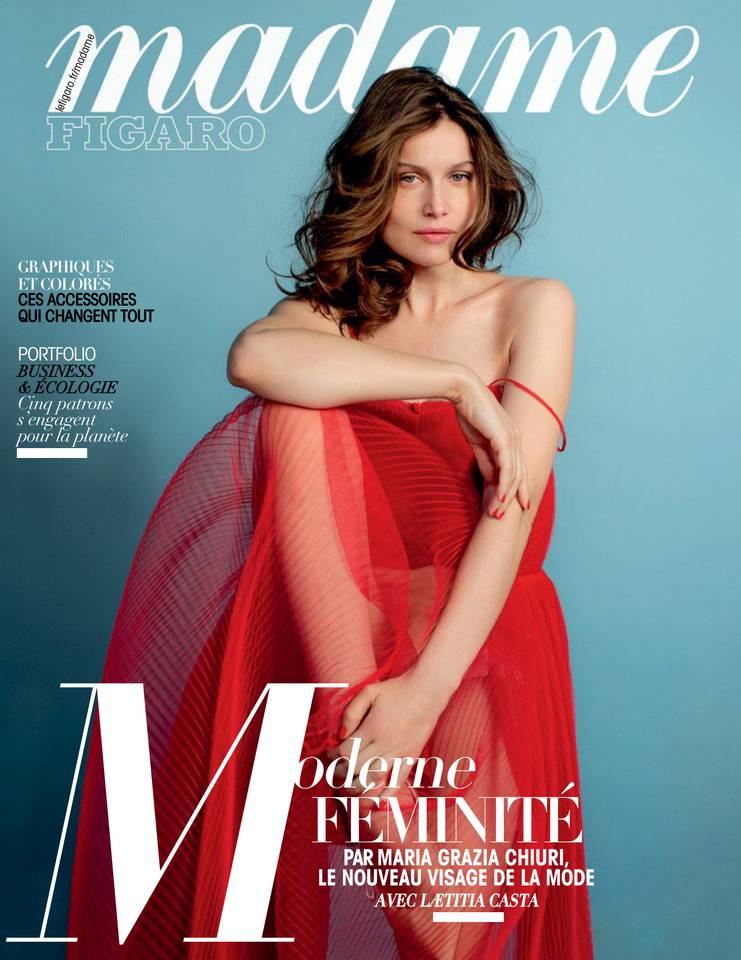 Madame Figaro du 17 février 2017 à télécharger sur iPad