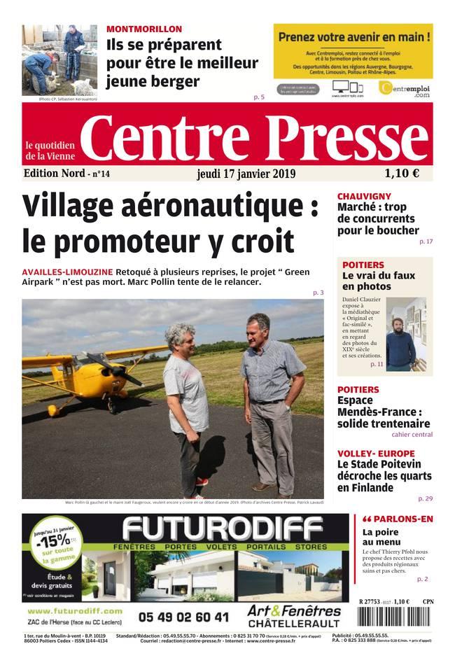 Abonnement Centre Presse Pas Cher avec le BOUQUET INFO ePresse.fr