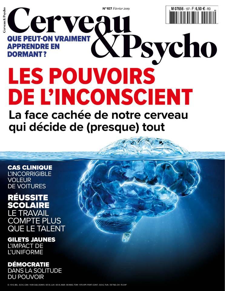 Abonnement Cerveau & Psycho Pas Cher avec le BOUQUET ePresse.fr