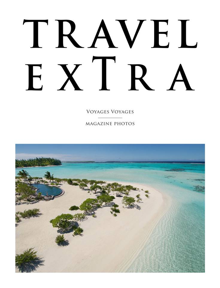 TRAVEL EXTRA magazine du 02 août 2017