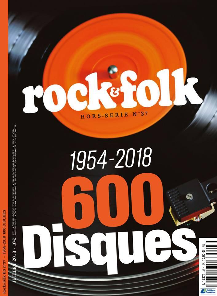 Rock'n Folk Hors-série du 12 juillet 2018