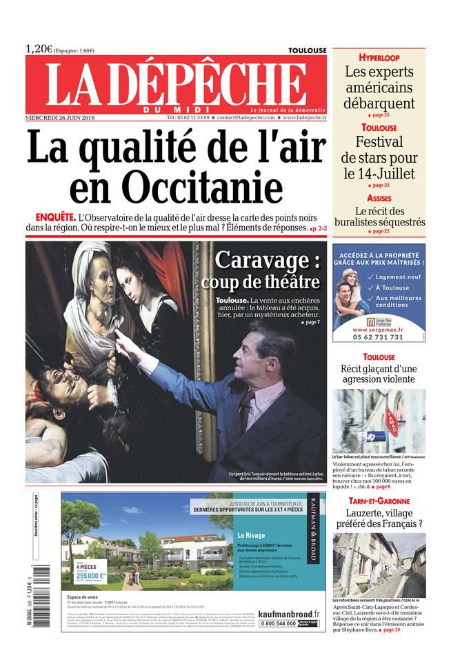 Abonnement à La Dépêche du Midi Pas Cher avec le BOUQUET ePresse.fr