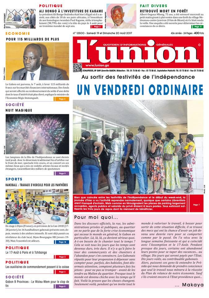 Abonnement à L'Union Pas Cher avec le BOUQUET INFO ePresse.fr