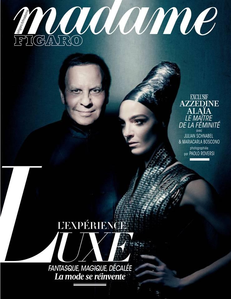 Madame Figaro du 10 novembre 2017 à télécharger sur iPad