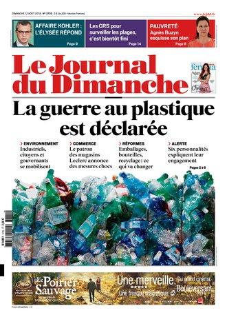 Le Journal du Dimanche - 3735  