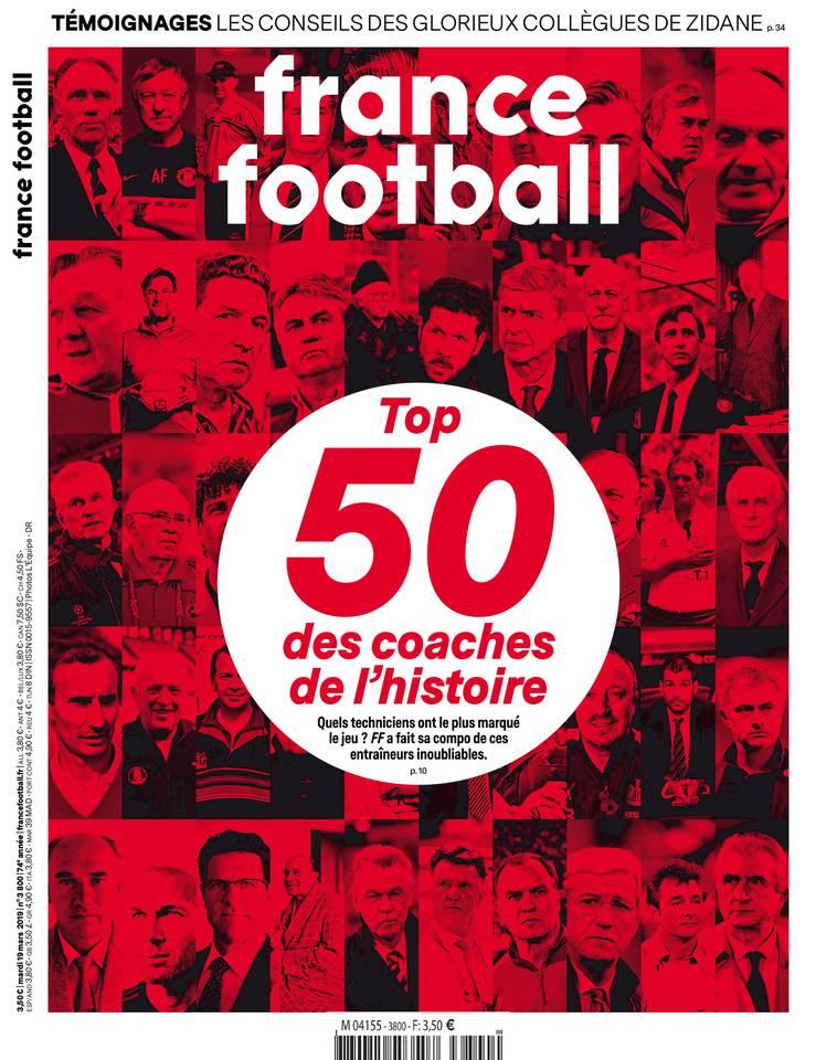 France Football du 19 mars 2019 à télécharger sur iPad