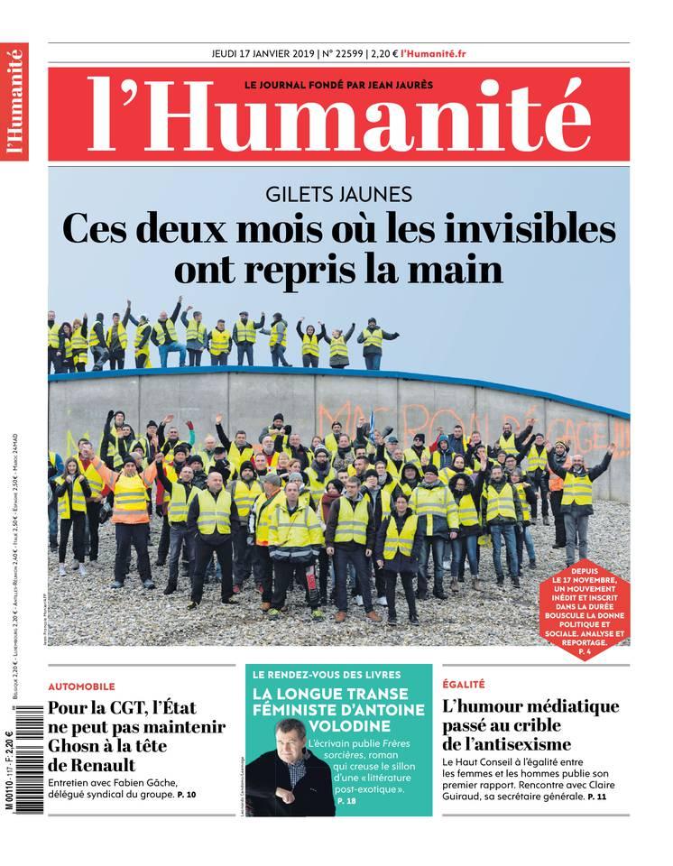 Abonnement à L'Humanité Pas Cher avec le BOUQUET INFO ePresse.fr