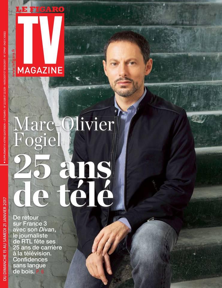 TV Magazine du 15 janvier 2017 à télécharger sur iPad