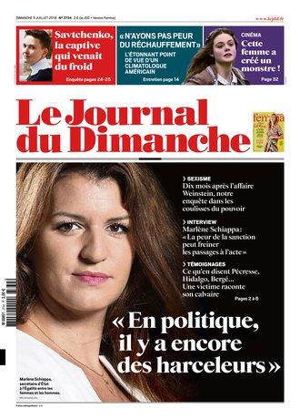 Le Journal du Dimanche - 3734  