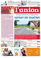 Une - L'union 15 avril 2014