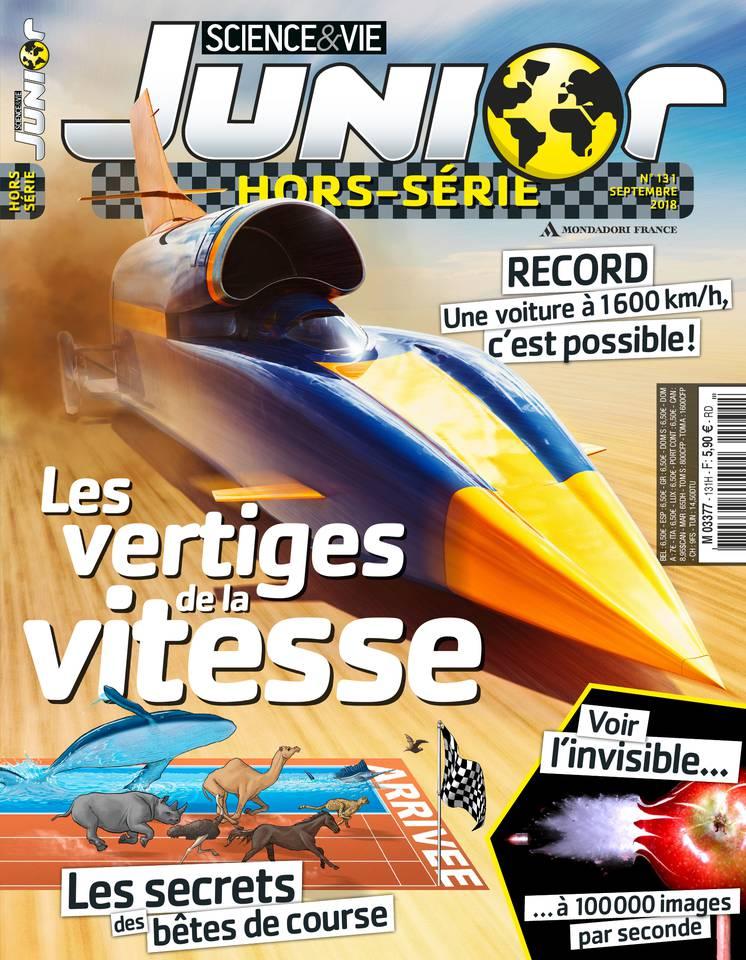 Abonnement Science & Vie Junior Hors-Série avec ePresse.fr
