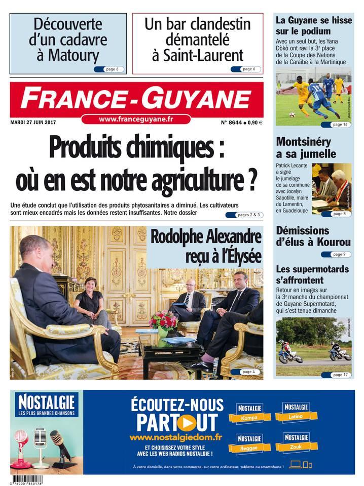 Abonnement France-Guyane Pas Cher avec le BOUQUET ePresse.fr