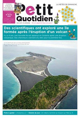 Le Petit Quotidien - 5833 |