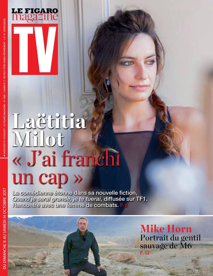 TV Magazine du 08 octobre 2017 à télécharger sur iPad