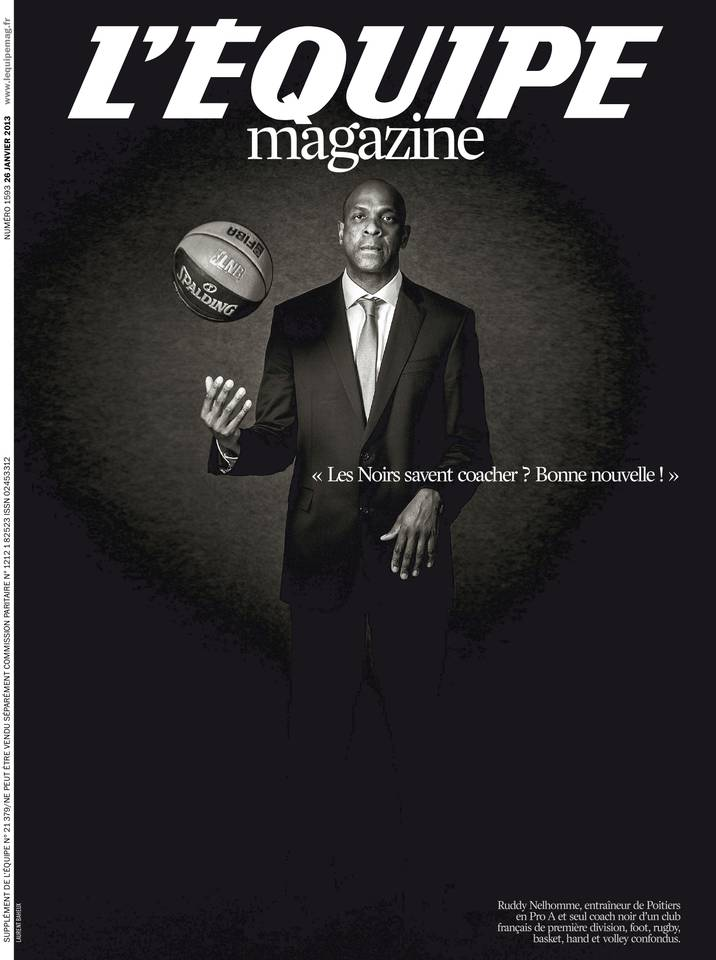 Magazine L'Équipe du 26 janvier 2013 à télécharger sur iPad
