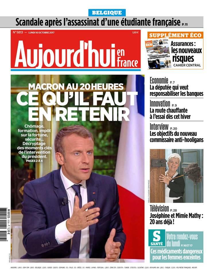 Abonnement Aujourd'hui en France Pas Cher avec le BOUQUET ePresse.fr