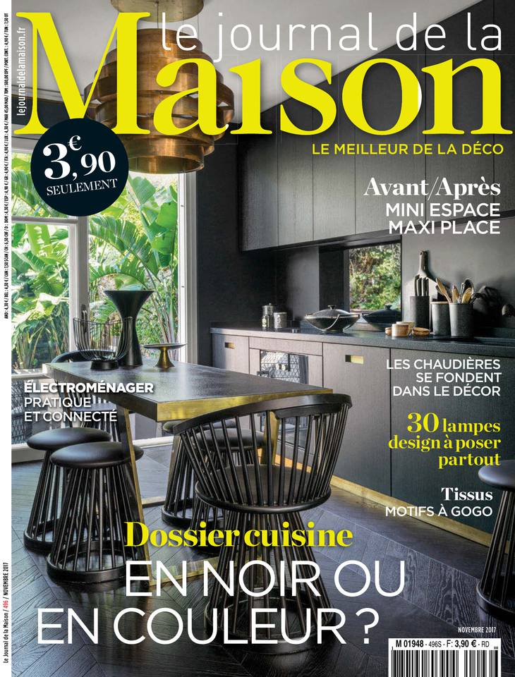 Le journal de la maison du 06 octobre 2017 - Journal de la maison ...