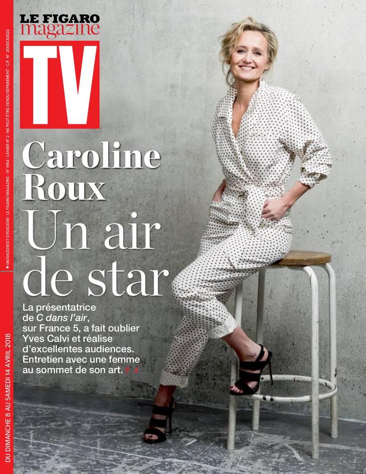TV Magazine du 08 avril 2018 à télécharger sur iPad