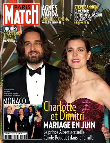 Paris Match - 3647 |