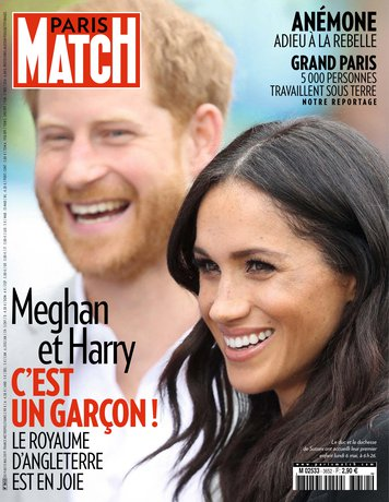 Paris Match - 3652 |