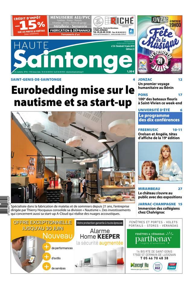 Abonnement Haute Saintonge Pas Cher avec BOUQUET INFO ePresse.fr