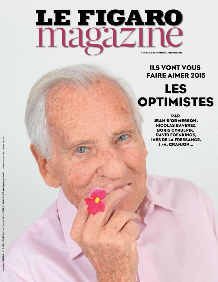 Le Figaro Magazine du 02 janvier 2015 à télécharger sur iPad