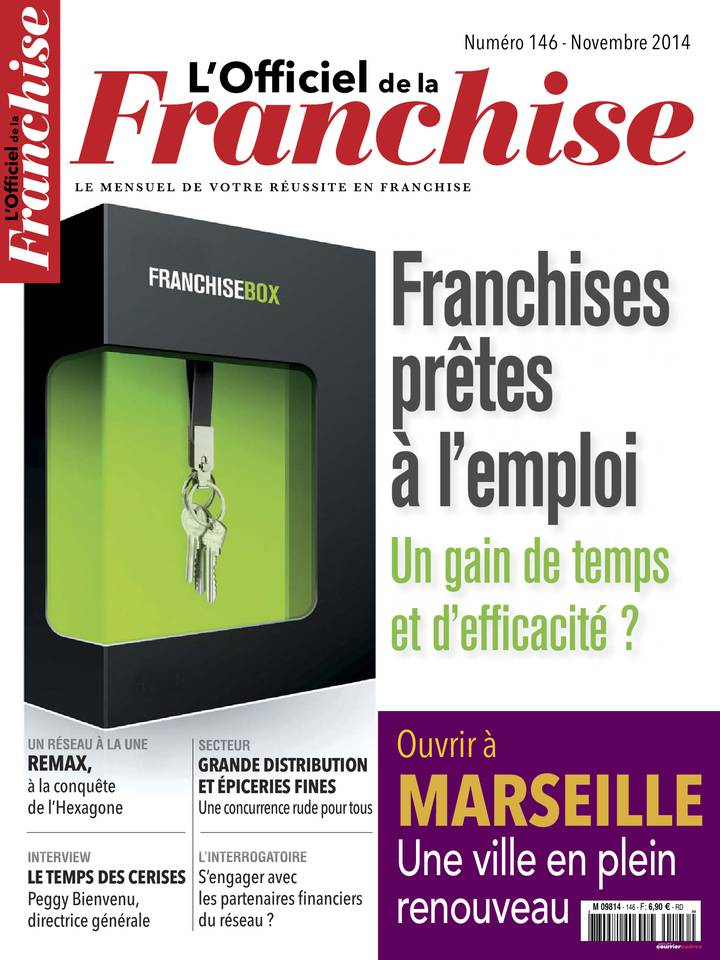 Abonnement L'Officiel de la Franchise avec le BOUQUET ePresse.fr