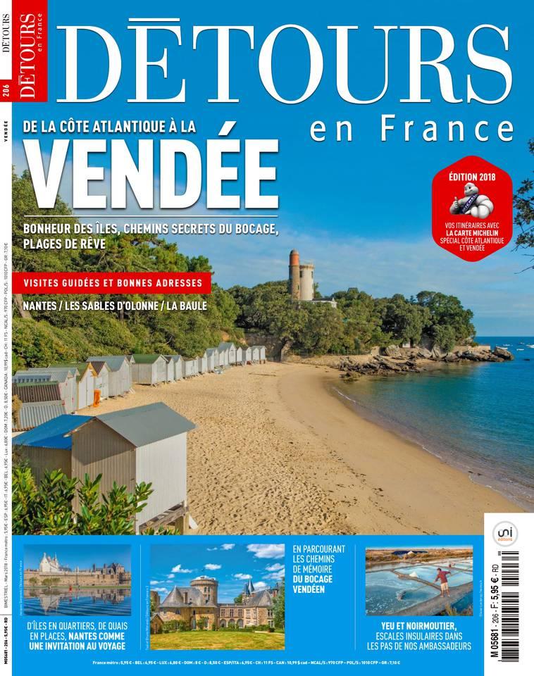Abonnement Détours en France Pas Cher avec le BOUQUET ePresse.fr