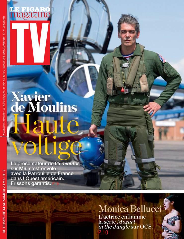 TV Magazine du 14 mai 2017 à télécharger sur iPad