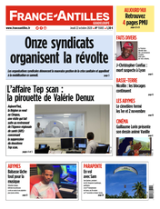 Edition du 22 octobre 2020