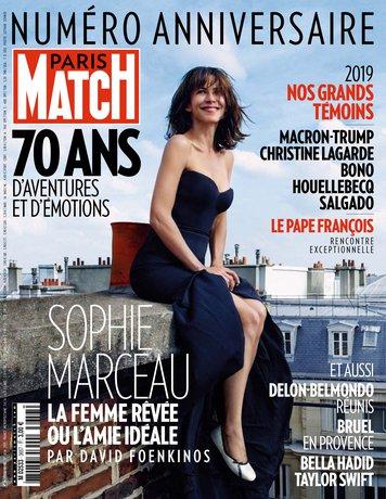 Paris Match - 3657  