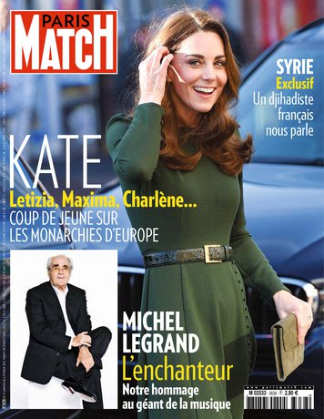 Paris Match - 3638 |