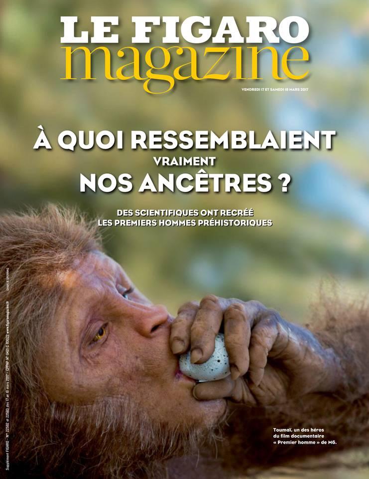 Le Figaro Magazine du 17 mars 2017 à télécharger sur iPad