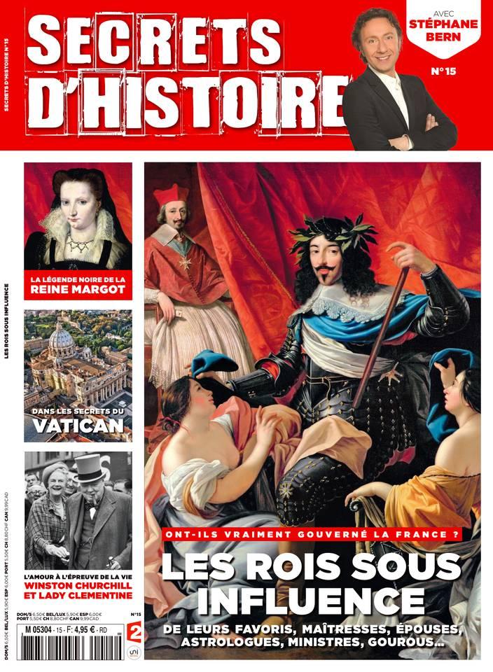 Abonnement Secrets d'Histoire Pas Cher avec le BOUQUET ePresse.fr