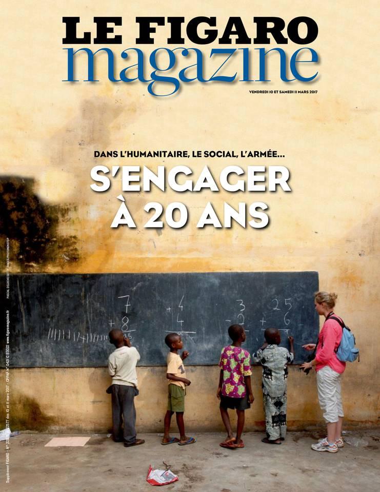 Le Figaro Magazine du 10 mars 2017 à télécharger sur iPad