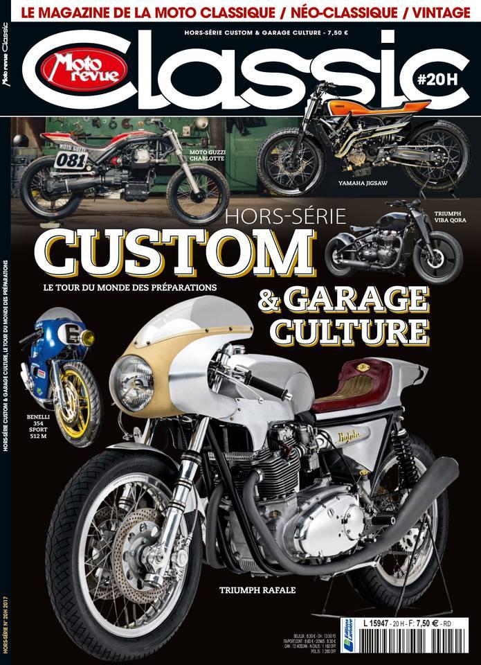 Moto Revue Classic Hors Série du 01 décembre 2017